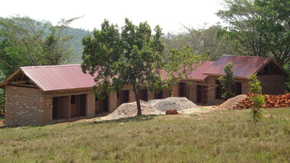 Kagganda school, Uganda - supported by Rianna's Fund