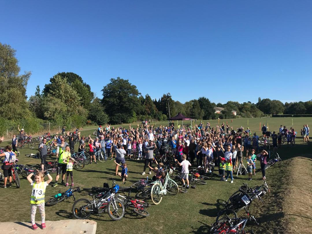 Ashtead Community Bike Ride